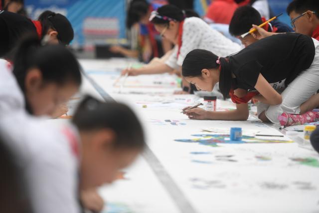 杭州亚运会、亚残会吉祥物征集收官 中选方案年底发布