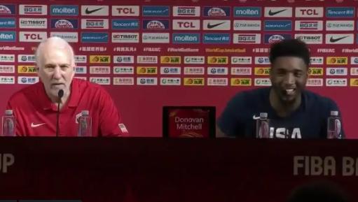 波波维奇怒怼中国记者,我只关注场上的球员,别给我制造球队内讧