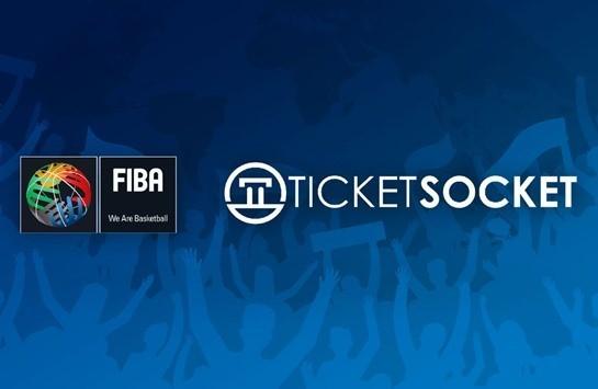 国际篮联与Ticketsocket签订五年合同